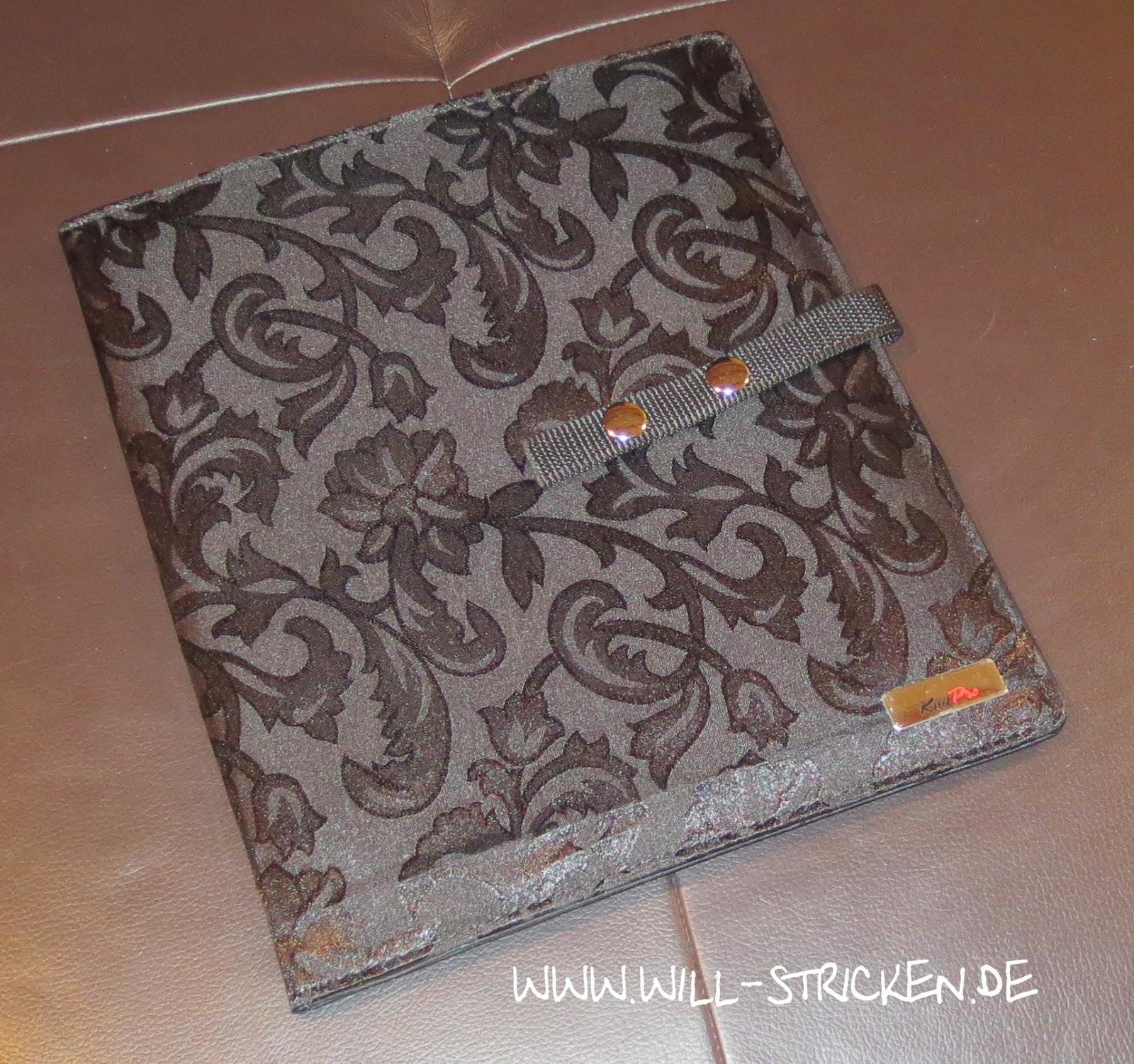 KnitPro Magnetische Anleitungsmappe gross