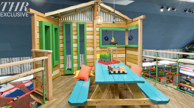 Big Brother 16 Treehouse House Pics