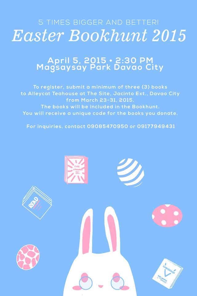 Easter Bookhunt 2015