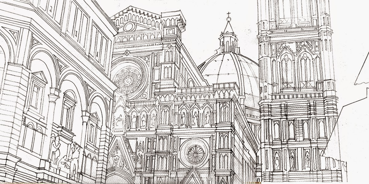 03-Maja-Wrońska-Architectural-Paintings-and-Drawing-Sketces-www-designstack-co