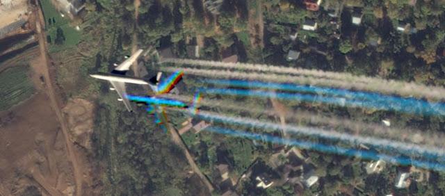 Самолет на Яндекс Картах
