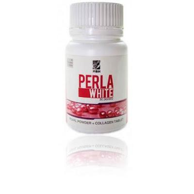 PERLA WHITE 30 TABLET MBH