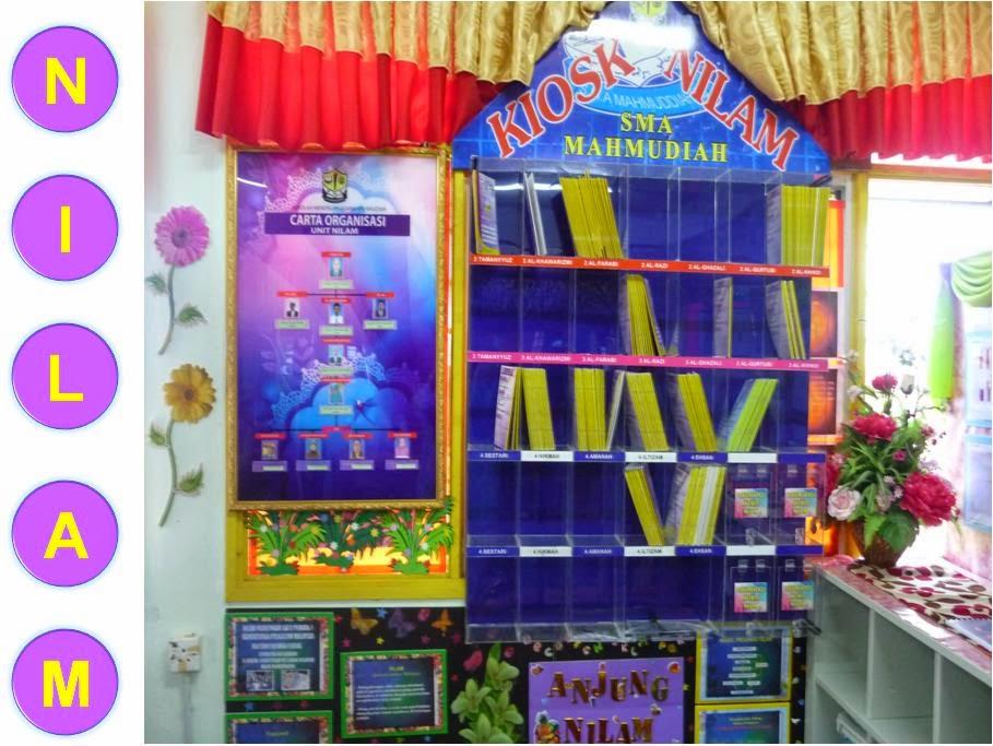 Kiosk NILAM