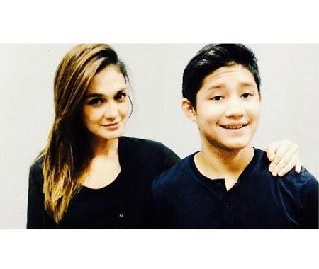 Foto Instagram Rassya Islamay Passya dan Luna Maya Selfie Twitter Facebook