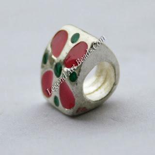 Enamel Bead Jewelry