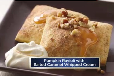 Pumpkin Ravioli Recipe Wins $1M