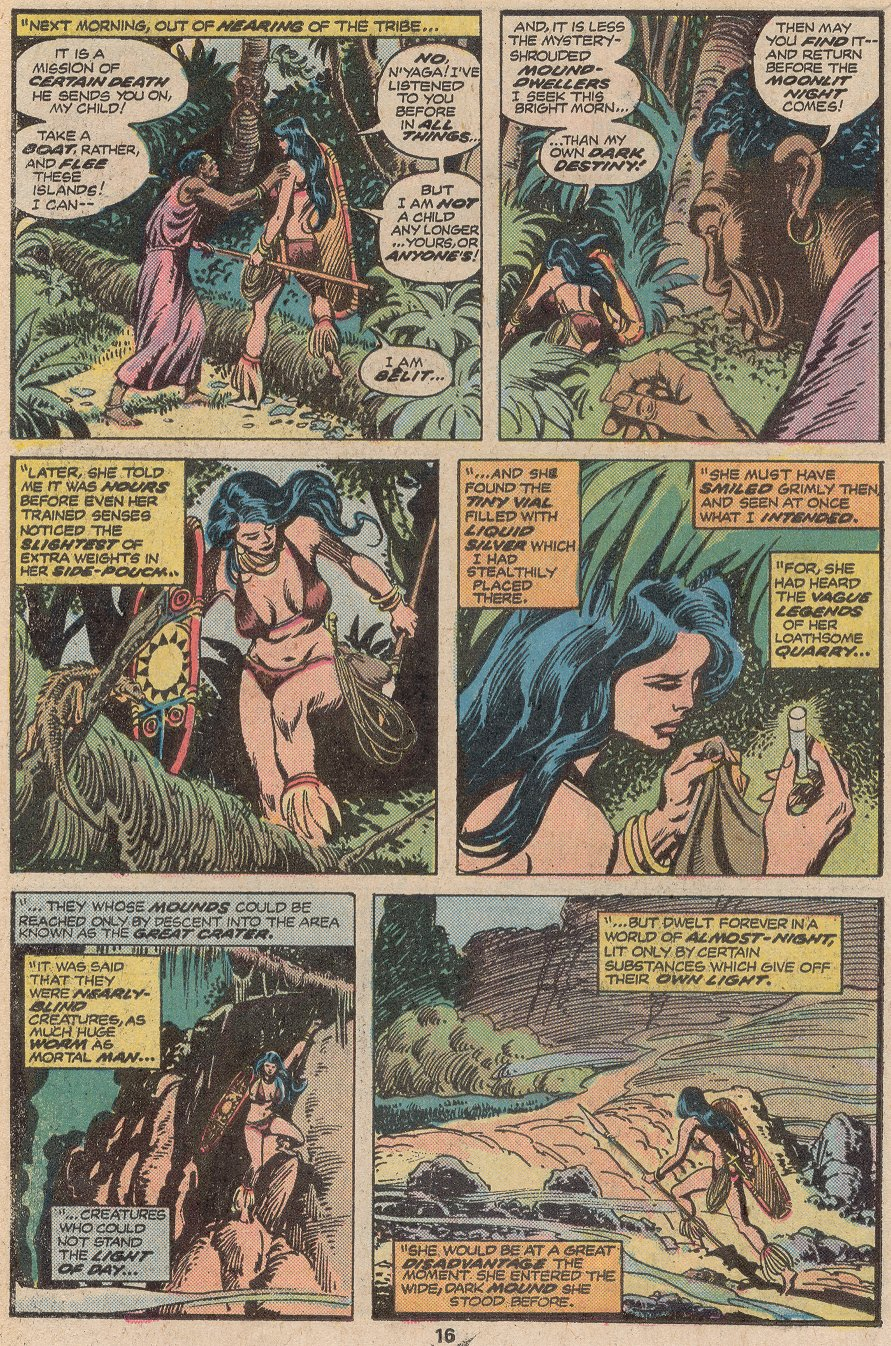 Conan the Barbarian (1970) Issue #59 #71 - English 11