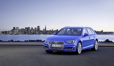 The New Audi A4 Avant
