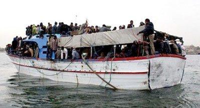 Lampedusa refugees #24