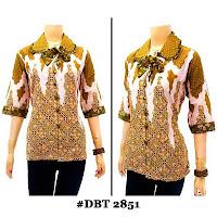 Blouse Batik Modern DBT-2851