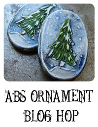Art Bead Scene Ornament Blog Hop