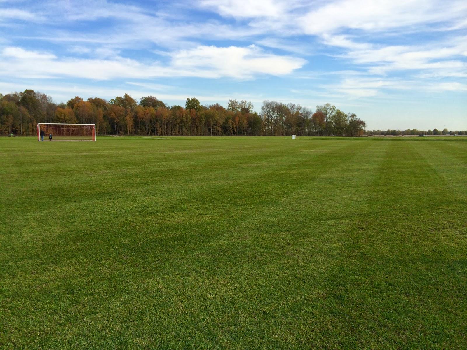 Smart Turf Kentucky Bluegrass and Riviera Bermudagrass Soccer Fields