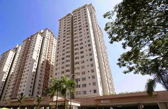 Homestay KL Kuala Lumpur Murah area PWTC dan Sentul