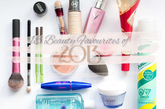 13 beauty favourites of 2013