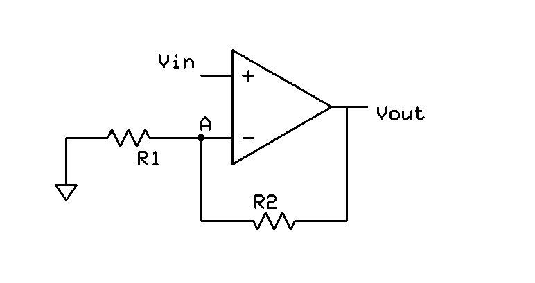 jk  voltage divider and op amps