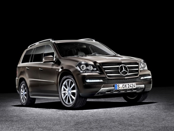 Mercedes Benz GL Class Grand Edition Reviews Specifications