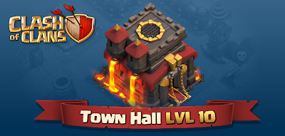 May Updates: New Town Hall level 10 ~ Clash of Clans Tactics