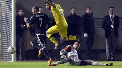 Maccabi Tel Aviv 2 - 3 Besiktas (1)