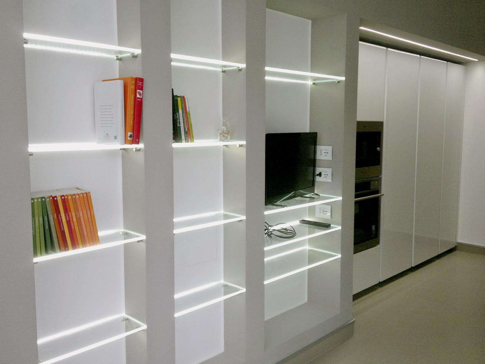 Illuminazione led casa torino ristrutturando un - Esempi di illuminazione a led per interni ...