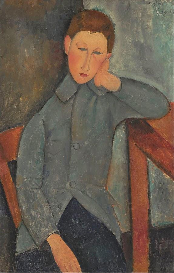 Amedeo Modigliani the Boy