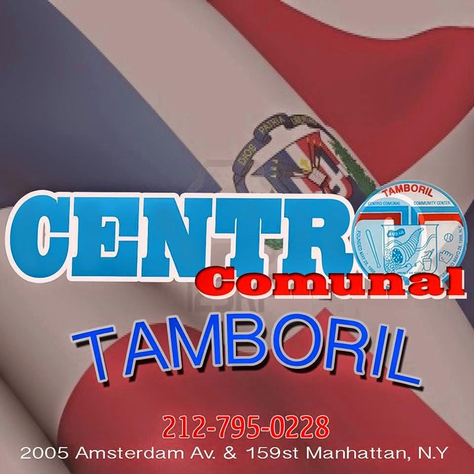 CENTRO COMUNAL TAMBORIL