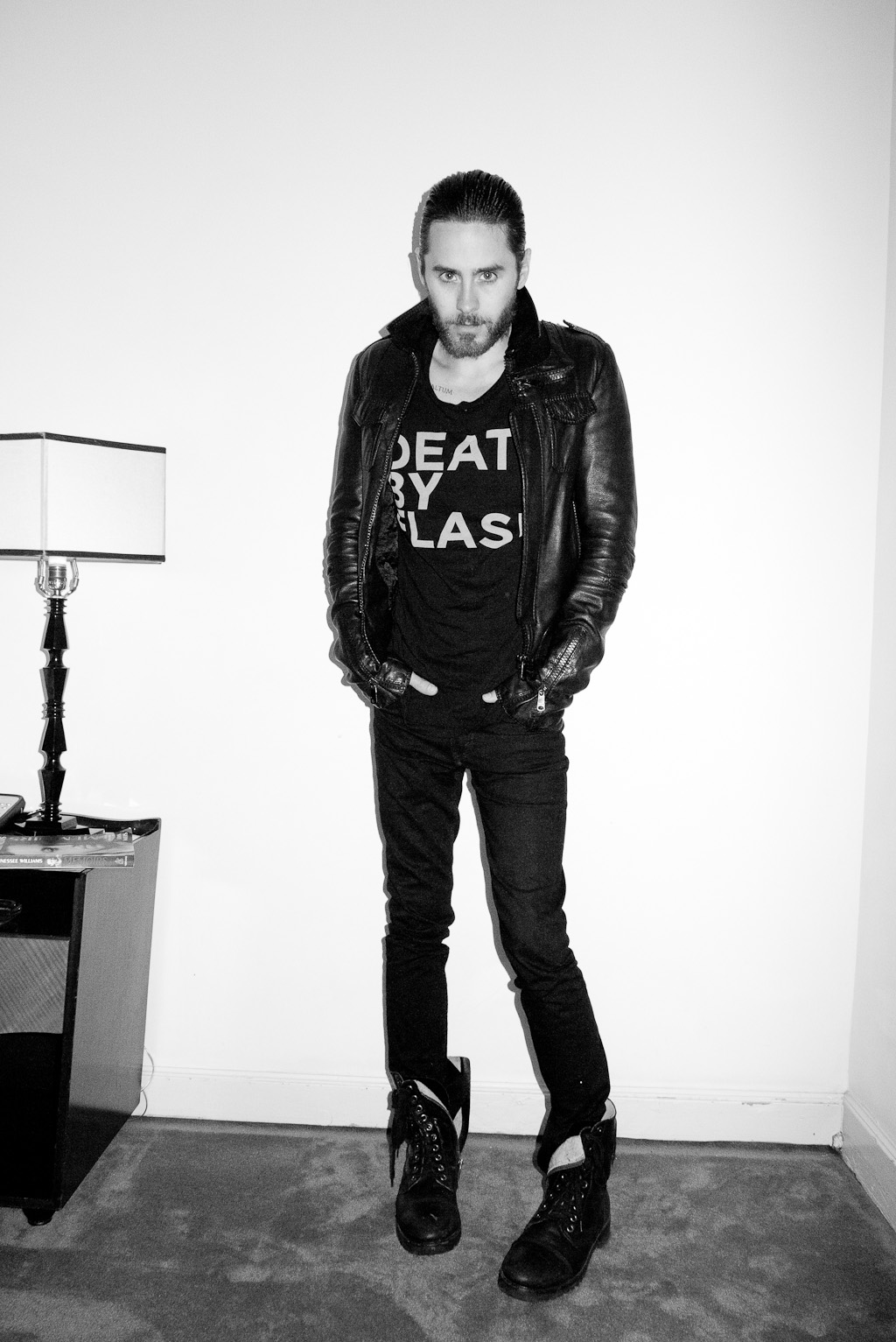 A Million Little Pieces: Jared by: Terry Richardson Jared Leto Terry Richardson 2012