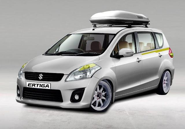 Suzuki ERTIGA Modifikasi title=