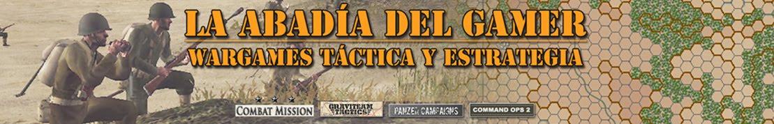 WARGAMES  TÁCTICA Y ESTRATEGIA