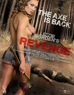 Poster Of Lizzie Borden's Revenge (2014) Full English Movie Watch Online Free Download At worldfree4u.com