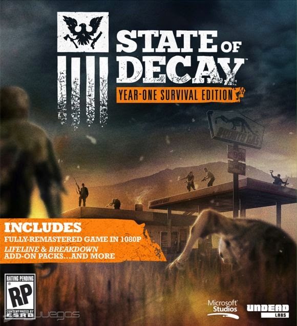 descargar State of Decay Year One Survival Edition pc full español