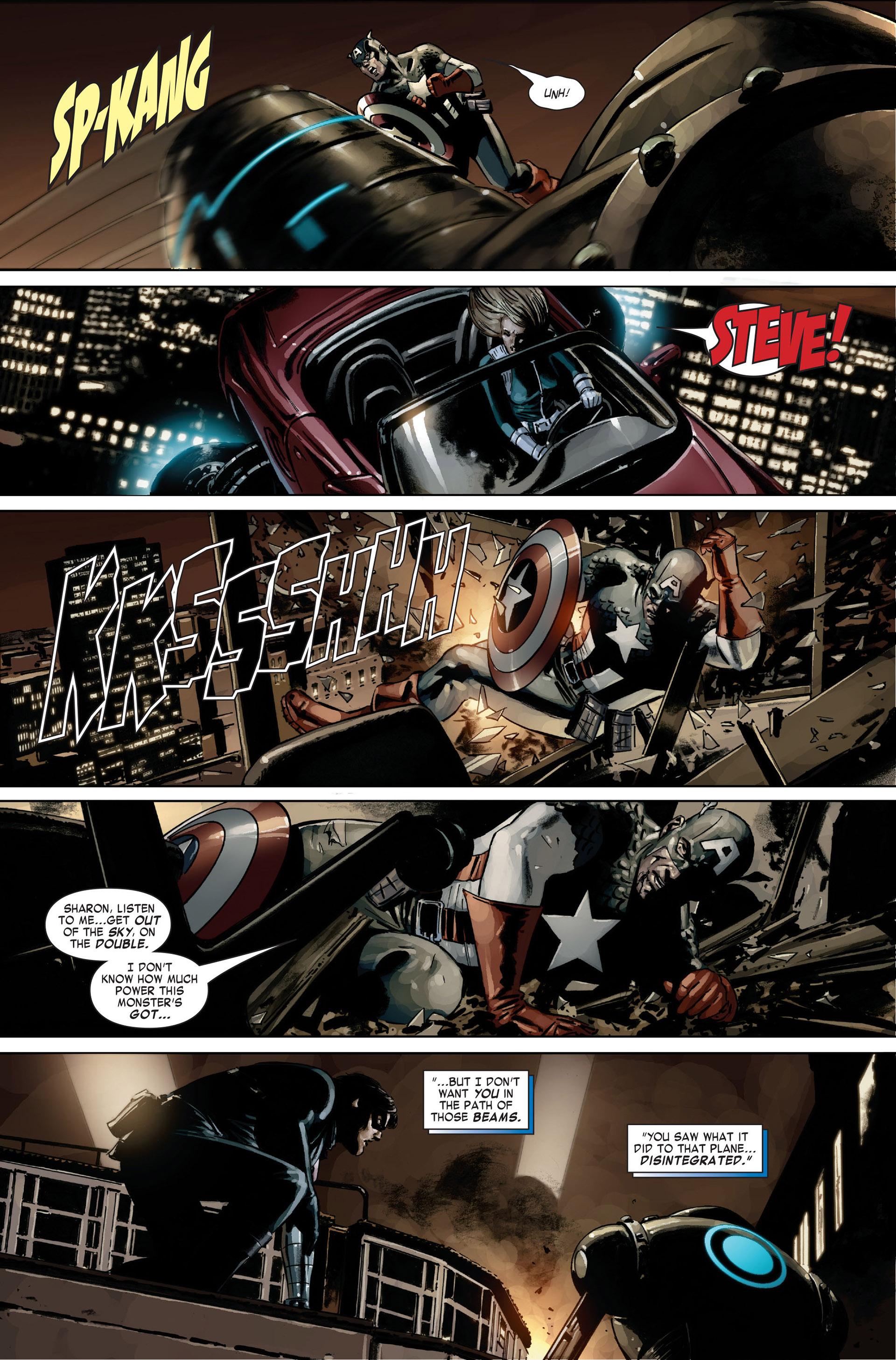 Captain America (2005) Issue #21 #21 - English 4
