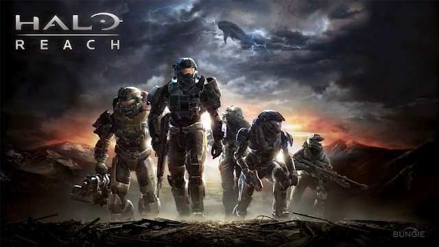 halo reach xbox microsoft bungie first person shooter