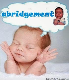 abridgement