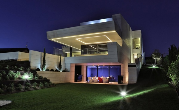 rumah balkon modern rumah idaman