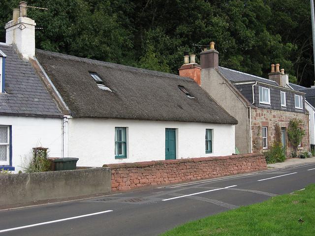 Home in scotland