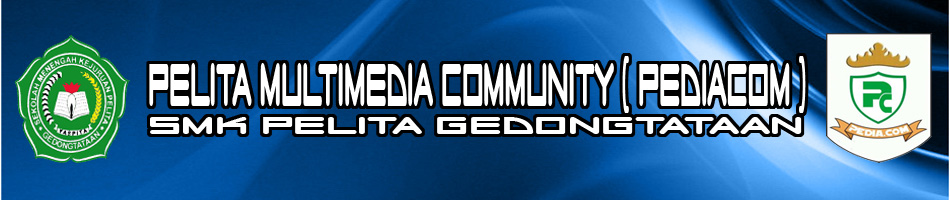 Pelita Multimedia Community  ( PEDIACOM )