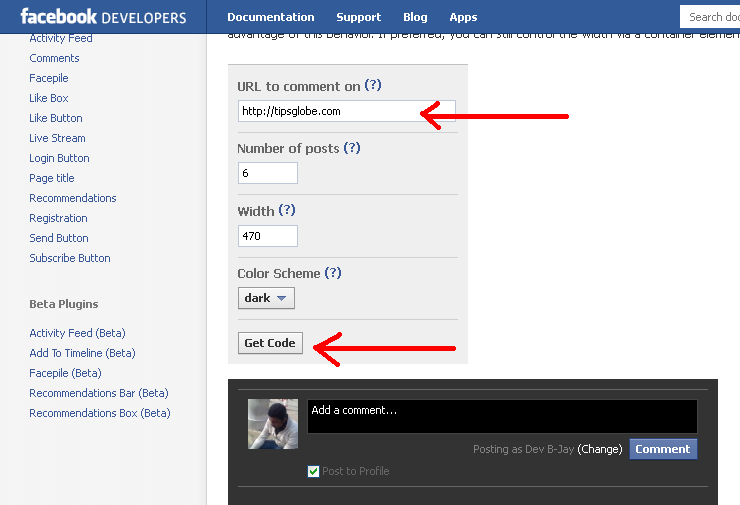 how to delete a comment on facebook mobile