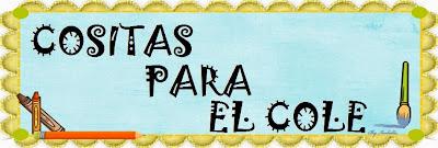 COSITAS PARA EL COLE