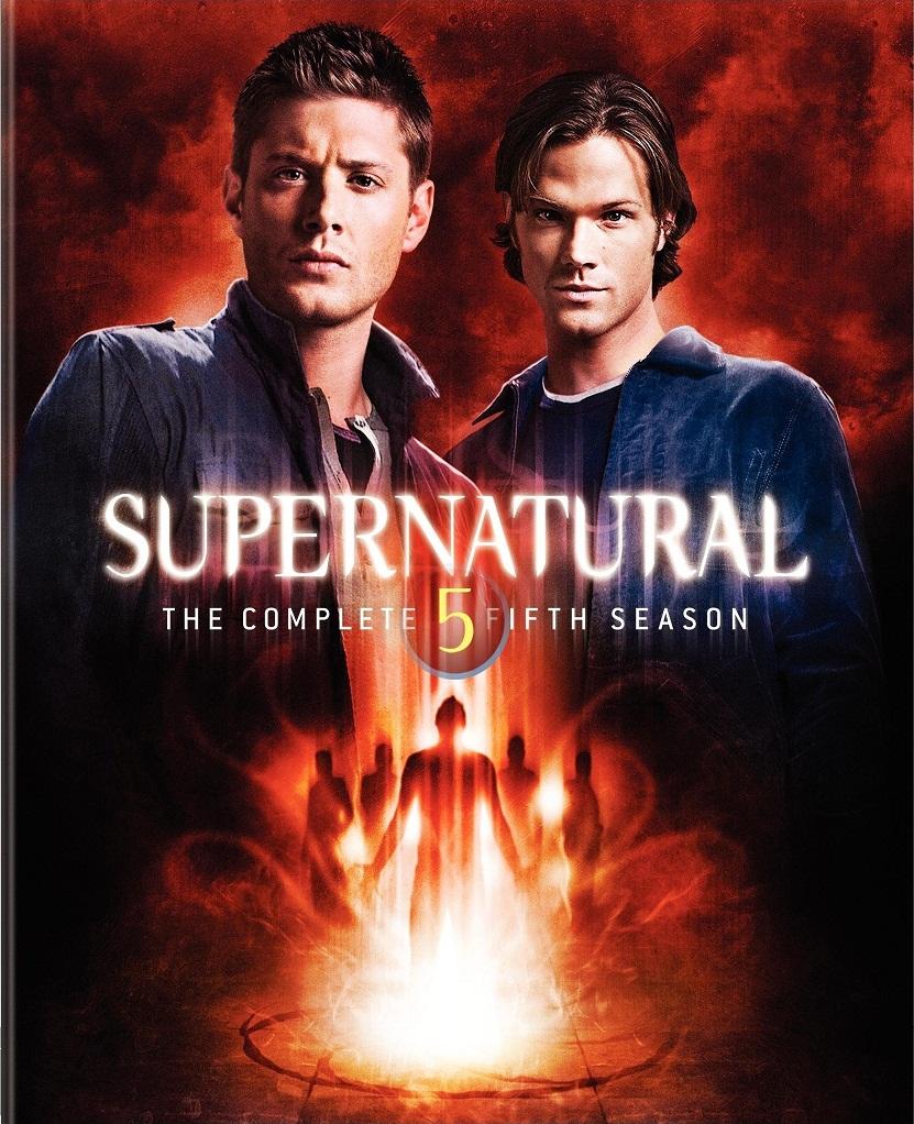 Supernatural Season 5 Complete 22 Episodes