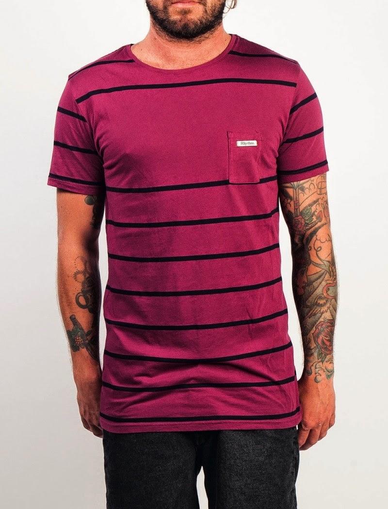 camisetas Rhythm