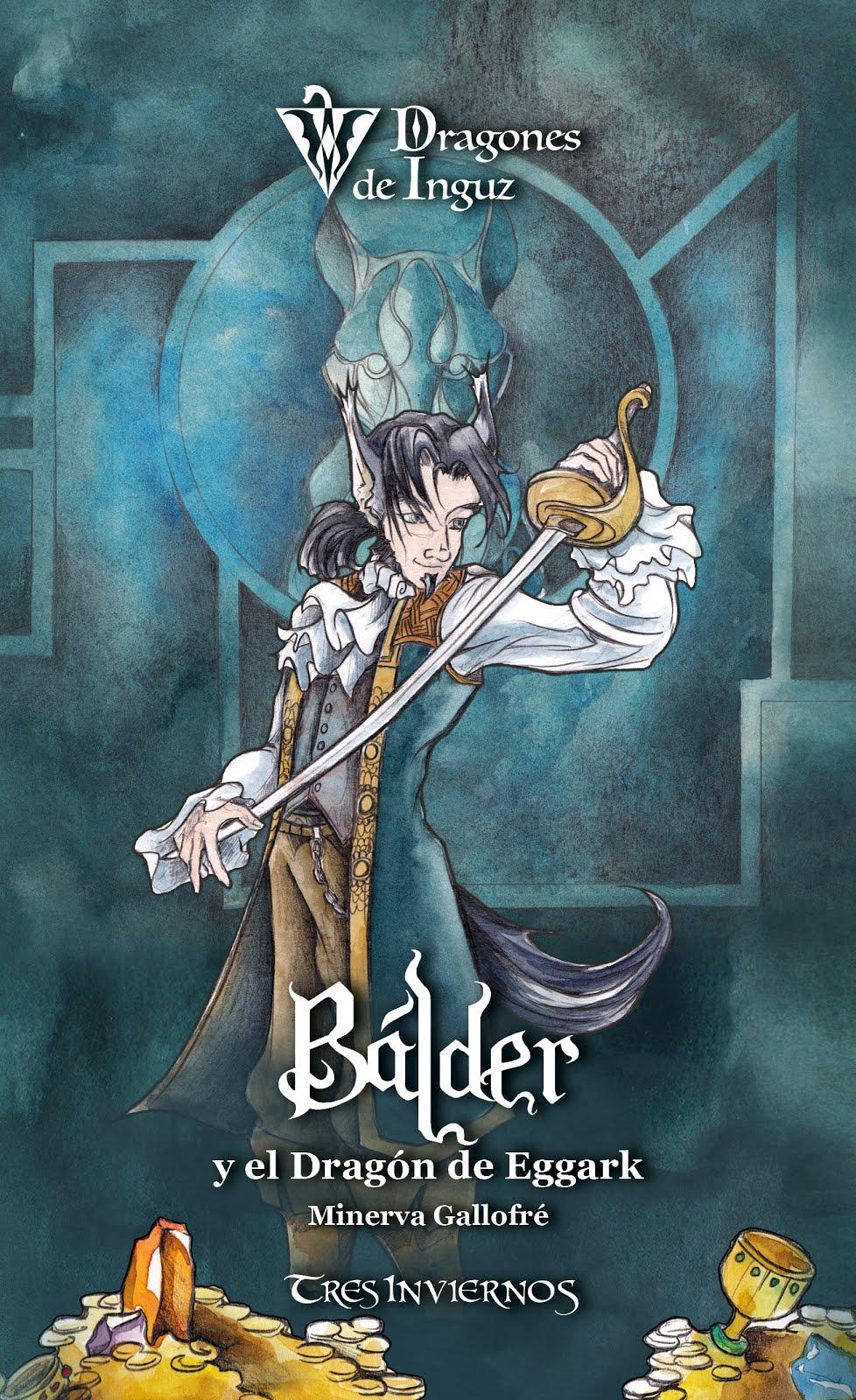 Bálder y el Dragón de Eggark