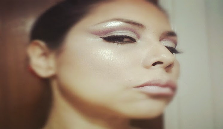 maquillaje cut crease