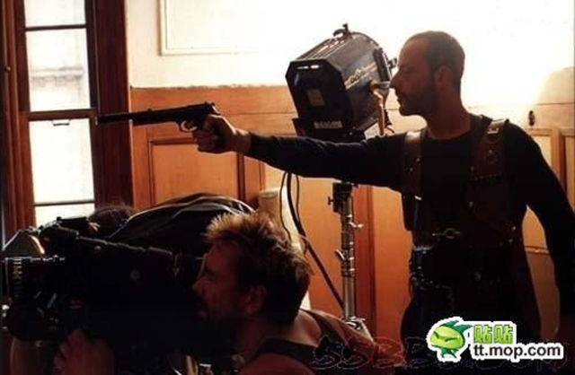 28 Behind the Scenes of Three Famous Movies