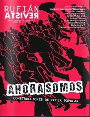 Rufián Revista N°22. Ahora somos. Construcciones de Poder Popular