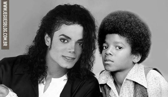 Michael Jackson, o Rei do Pop