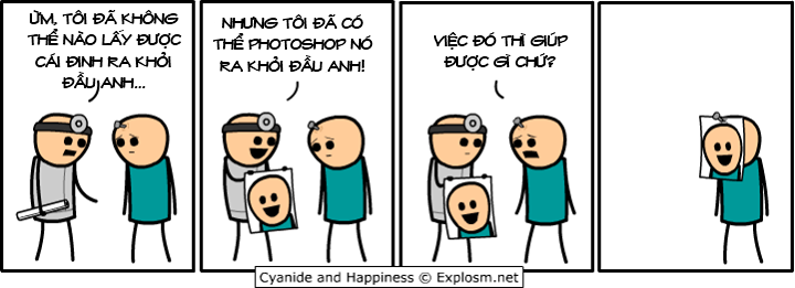 Cyanide & Happiness: Chapter 5