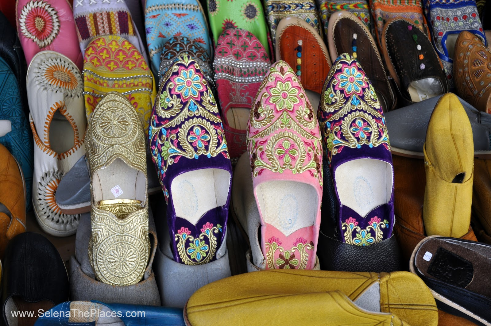 Shoes of Morocco