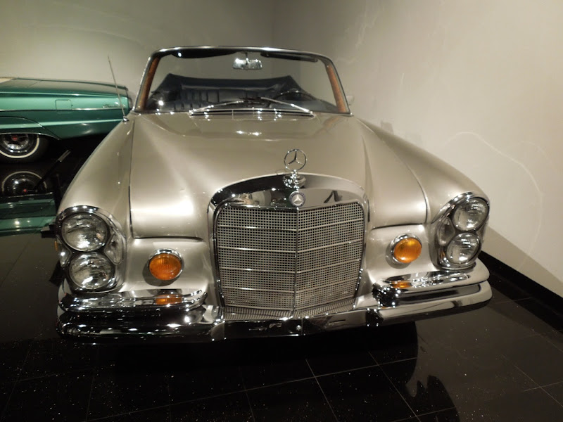 Hangover 1965 Mercedes-Benz 220SE Cabriolet movie car