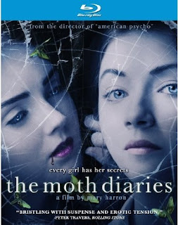 The Moth Diaries (2011) BluRay 720p 600MB