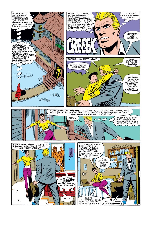 Captain America (1968) Issue #327 #256 - English 6